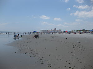 Lido Beach, New York - Lido West beach