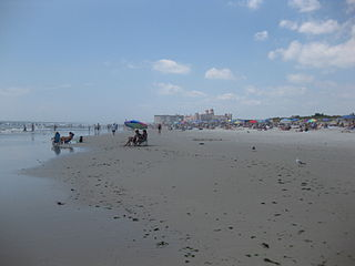 Lido Beach, New York Hamlet and census-designated place in New York, United States