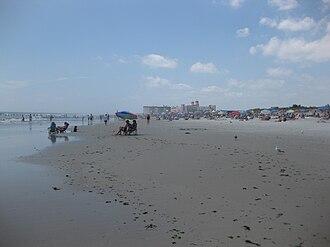 Lido Beach, New York - Lido West beach