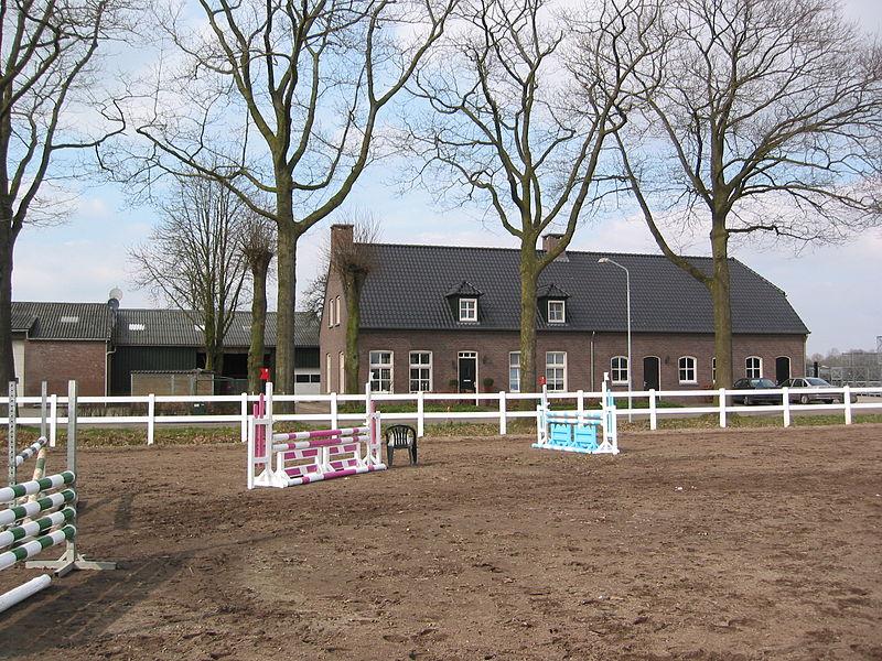 Bestand:Liessel Eikenlaan boerderij 2009.jpg