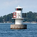Lighthouse near Möja Sweden 1 2011.jpg