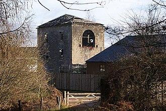 Forest of Dean Coalfield - Lightmoor Colliery's engine house