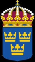 Det lille rigsvåben - Riksarkivet Sverige.png
