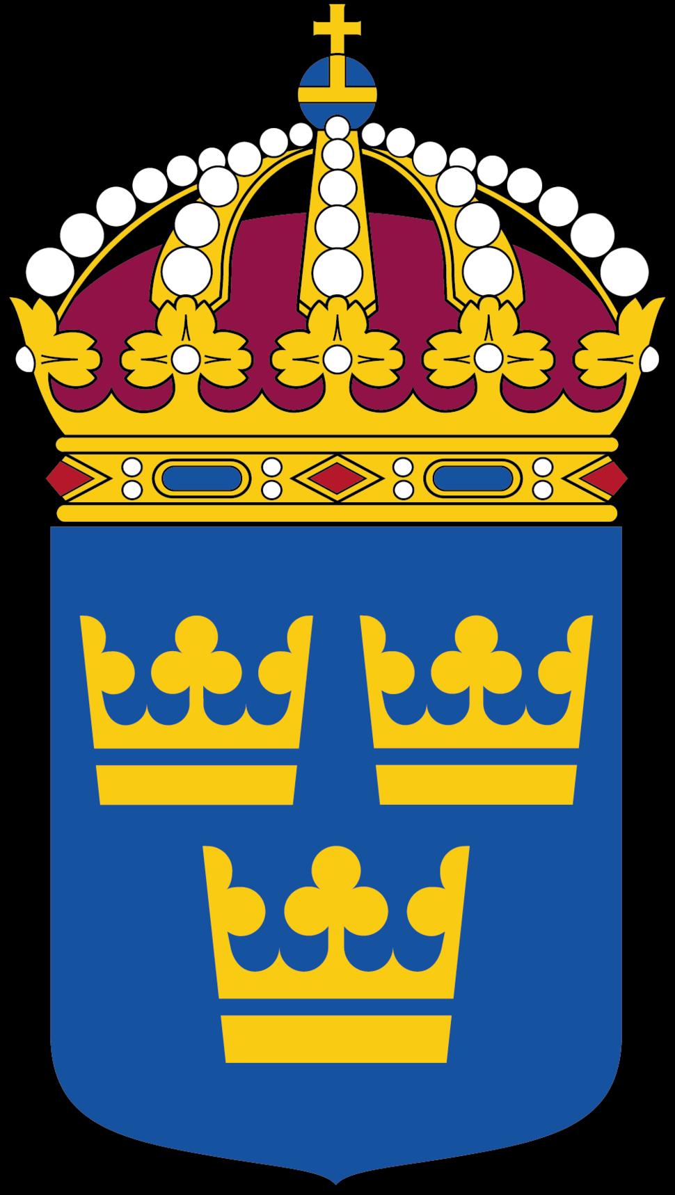 Lilla riksvapnet - Riksarkivet Sverige