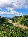 Limbe river from Camp coq - Haiti.JPG