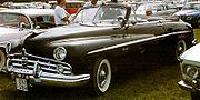 Lincoln Convertible 1949