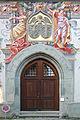 Lindau Rückseitiger Eingang des Alten Rathauses (9539704405).jpg