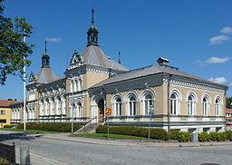 Lindesbergs tinghus