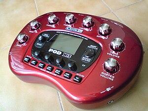 """Pod (amp modeler) - Pod X3 """"bean"""""""