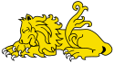 Lion Dormant.svg