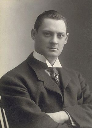 Lionel Barrymore - Lionel Barrymore as a young man.