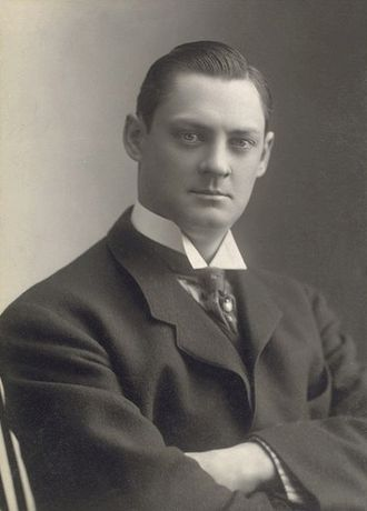 Lionel Barrymore - Lionel Barrymore as a young man