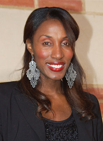 Women's National Basketball Association - Lisa Leslie of the Sparks