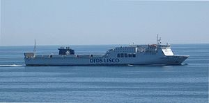 MV Lisco Gloria