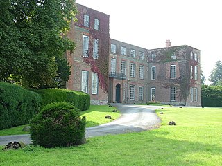 Glemham Hall Grade I listed English country house in the United Kingdom