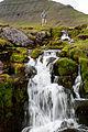 Little waterfall near Funningur.jpg