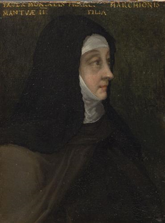 daughter of Francesco II Gonzaga and Isabella d