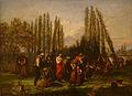 Lix Théodore-La cueillette du houblon en Alsace.jpg