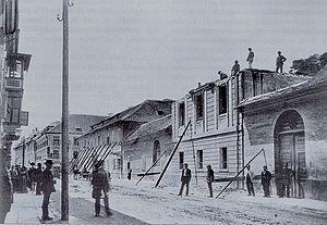 Ljubljana in 1895