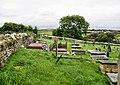 Llanddewi Churchyard - geograph.org.uk - 1491724.jpg