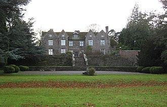 John Arnold of Monmouthshire - Llanvihangel Court, seat of John Arnold of Monmouthshire
