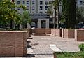 Lloc on estava l'església de l'antic hospital de València.JPG