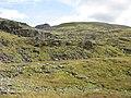 Llyn Glas - a silted-up former quarry reservoir - geograph.org.uk - 561711.jpg