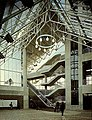 Lobby of Alewife station, 1985.jpg