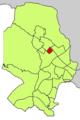 Localització de Son Peretó respecte del Districte de Ponent.png