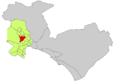 Localització de Son Rapinya respecte de Palma.png