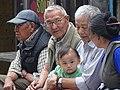 Locals in Street - McLeod Ganj - Himachal Pradesh - India (26749878446).jpg