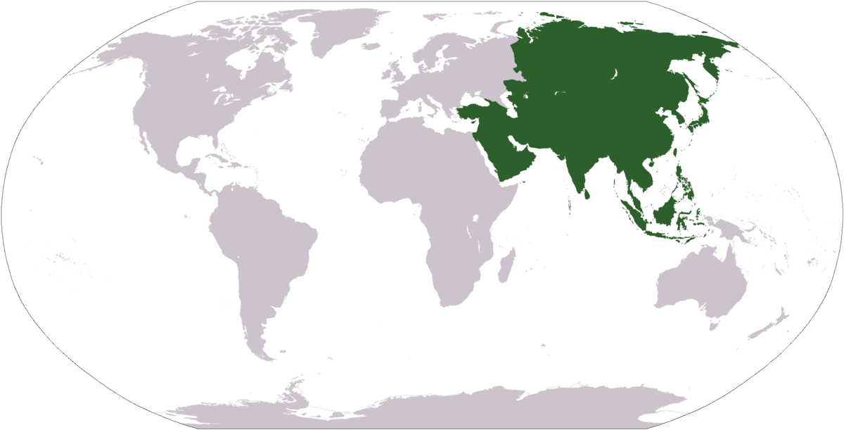 Outline Of Asia Wikipedia