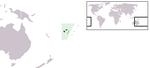 Fiyi en el mundo