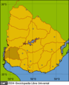 Location department Soriano(Uruguay).png