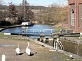 Lock and Canal Basin at Northchurch - geograph.org.uk - 127733.jpg