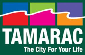 Tamarac, Florida - Image: Logo of Tamarac, Florida