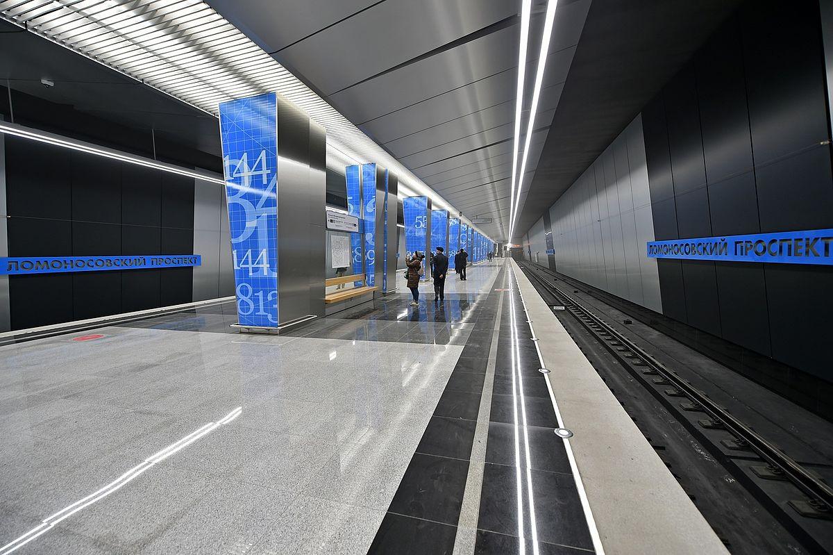 Station Shipilovskaya (metro): description, scheme and interesting facts 56