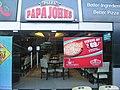 Lonavala, India Fast food restaurant 2012 IMG 1849.jpg
