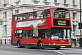 London Central bus PVL230 (Y703 TGH) 2001 Volvo B7TL Transbus President, route 87, 10 June 2011.jpg