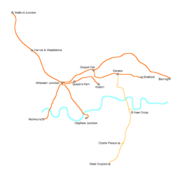 Station Kensal Rise (London Overground)