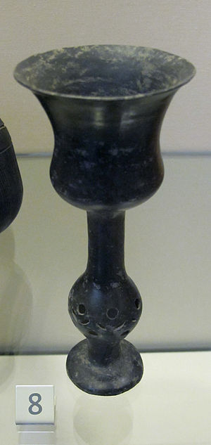 Longshan culture - Black eggshell pottery of the Shandong Longshan