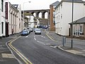 Looking NW to Bradstone Road and the viaduct - geograph.org.uk - 1579063.jpg