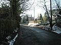 Looking towards Rake Mill House in Rake Lane - geograph.org.uk - 1625529.jpg