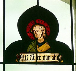 Lorch St.Laurenz - Fenster 4 Jeremias