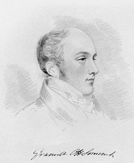 Lord Granville Somerset British politician