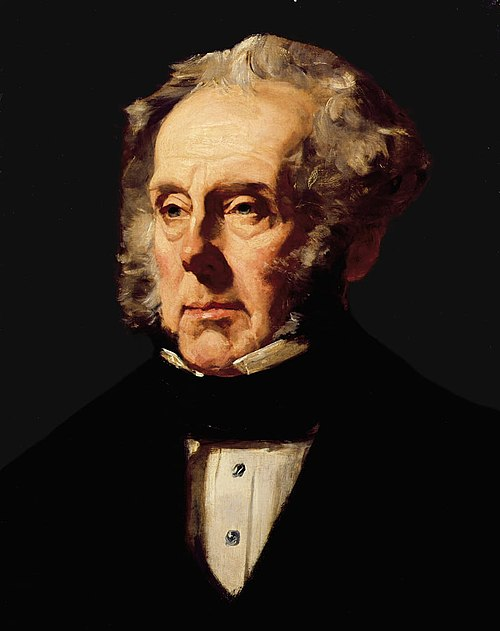 Lord palmerston 1855