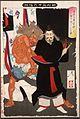 Lord Sadanobu Threatens a Demon in the Palace at Night LACMA M.84.31.458.jpg