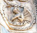 Lorenzo maitani e aiuti, scene bibliche 3 (1320-30) 17 angelo 1.jpg