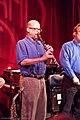 Louis Armstrong Centennial Band at Birdland, New York City (3669681388).jpg