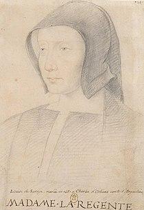 Louise de Savoie - Madame la régente.jpg
